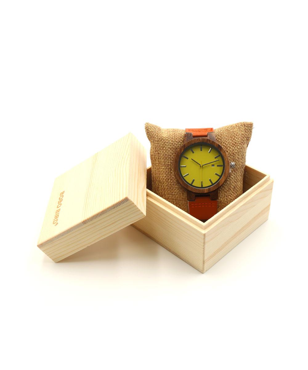 Купить деревянные часы наручные в саратове