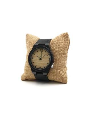 Часы наручные деревянные Alpros Black от BOBO BIRD