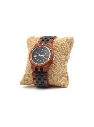 Часы наручные деревянные Greenwich от BOBO BIRD