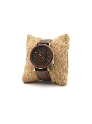 Часы наручные деревянные Superqvort Brown от BOBO BIRD
