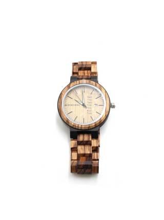 Часы наручные деревянные Decwood Light от BOBO BIRD