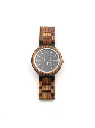 Часы наручные деревянные Decwood от BOBO BIRD