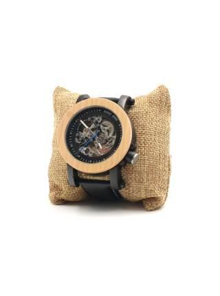 Часы наручные деревянные Hommer Black от BOBO BIRD
