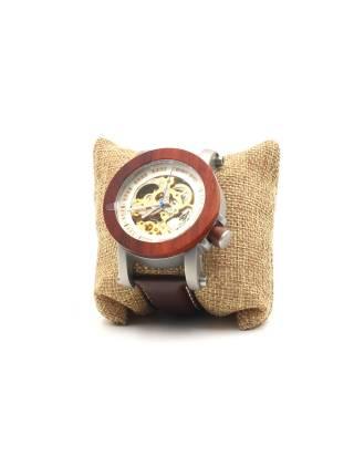 Часы наручные деревянные Hommer Brown от BOBO BIRD