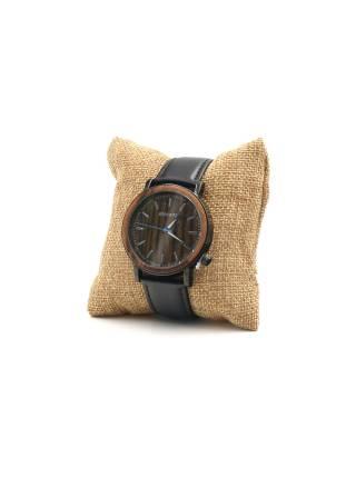 Часы наручные деревянные Superqvort Black от BOBO BIRD