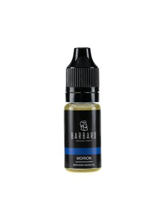Парфюмированное масло для бороды Barbaro Morion