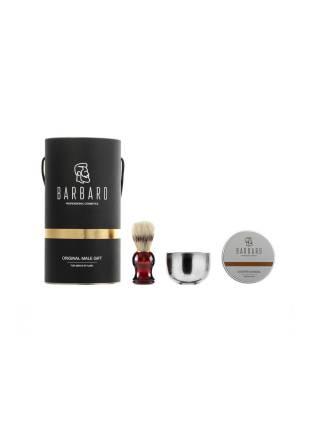 Подарочный набор для мужчин BARBARO SHAVE