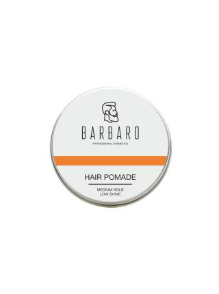 Помада для укладки волос Barbaro средней фиксации, 100 гр