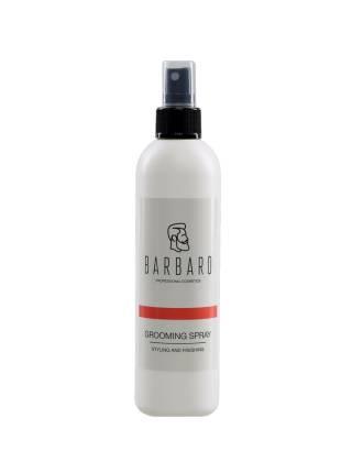 Спрей для стайлинга и финишной укладки BARBARO, 200 мл