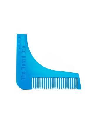Пластиковая расческа для стайлинга бороды Beard Bro