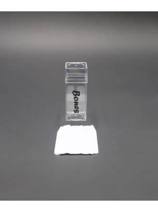 Косточки (вставки) для воротника рубашки пластик, 7,5 см