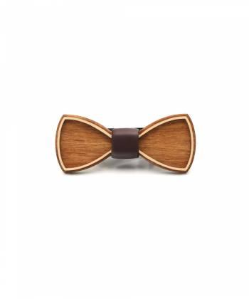 Деревянный галстук-бабочка Farfalla-rus Classic