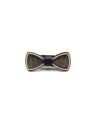 Деревянный галстук-бабочка детская Classic