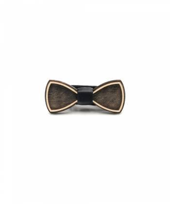 Деревянный галстук-бабочка детская Farfalla-rus Classic