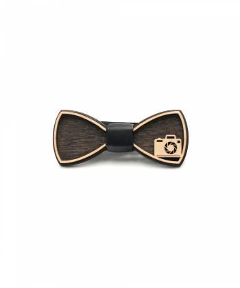 Деревянный галстук-бабочка Farfalla-rus Фото