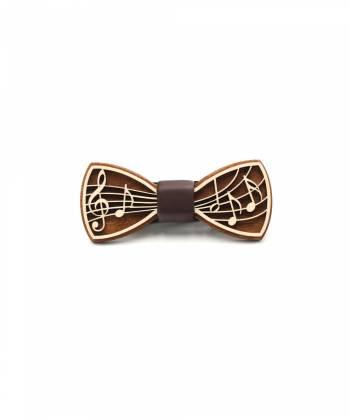 Деревянный галстук-бабочка Farfalla-rus Notes