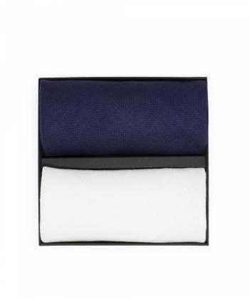 Подарочный набор нагрудных платков изо льна