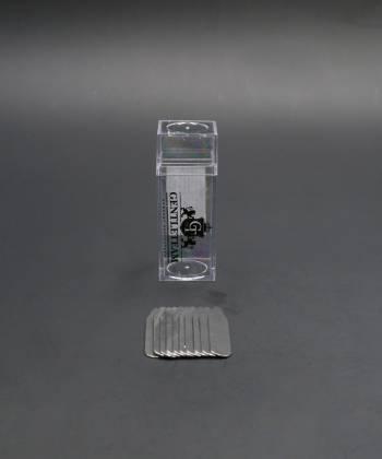 Косточки (вставки) для воротника рубашки из стали, 5,2 см