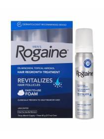 Rogaine / Рогаин миноксидил 5% пена, курс 3 месяца