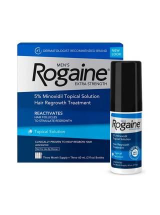 Rogaine / Рогаин миноксидил 5%, курс 3 месяца