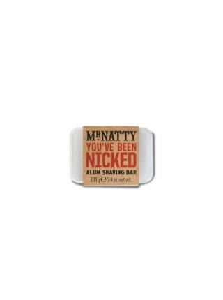 Квасцовый камень (алунит) Mr. Natty, кровоостанавливающий, камень 100 гр.