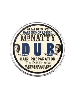 Mr. Natty Dub Hair Preparation, крем (даб) для волос, 100 мл.
