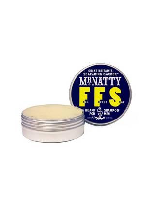 Mr. Natty Face Forest Soap, шампунь для бороды, 80 гр.