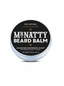 Mr. Natty Limited Edition Beard Balm, бальзам для бороды, 60 мл