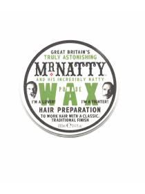 Mr. Natty Pomade Wax Hair Preparation, воск для волос, 100 мл