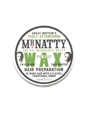 Mr. Natty Pomade Wax Hair Preparation, воск для волос, 100 мл