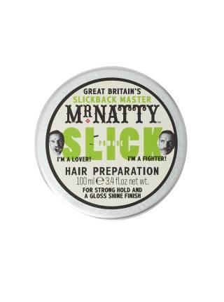 Mr. Natty Slick Hair Preparation, помада для волос, 100 мл.