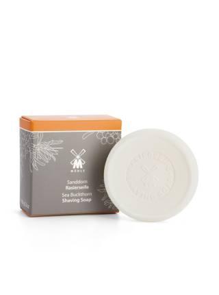 Твердое мыло для бритья MUEHLE, Облепиха, 65 гр