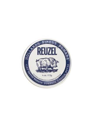 REUZEL Clay Matte Pomade, матовая глина, 113 гр.
