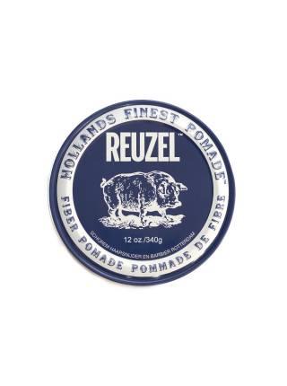 REUZEL Fiber Pomade, матовая паста, 340 гр.