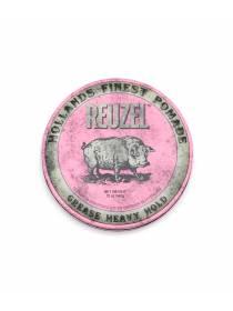 REUZEL Pink Heavy Hold Grease, помада сверхсильной фиксации, 340 гр.