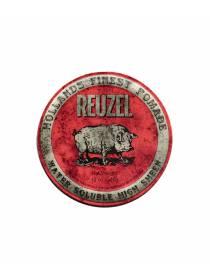 REUZEL Red High Sheen Pomade, помада с эффектом мокрых волос, 340 гр