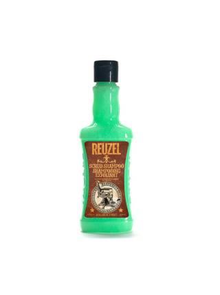 REUZEL Scrub Shampoo, шампунь-скраб для волос, 350 мл.