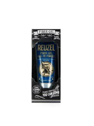 REUZEL Fiber Gel Firm Hold, гель для укладки, 100 мл