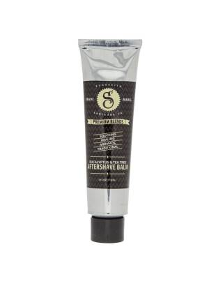 Suavecito Eucalyptus And Tea Tree Aftershave Balm, бальзам после бритья с экстрактом эвкалипта и чайного дерева, 118 мл