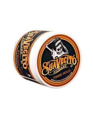 Suavecito Firme (Strong) Hold Pomade, помада сильной фиксации, 113 гр.