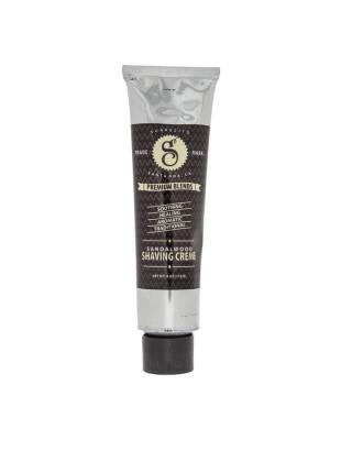 Suavecito Sandalwood Shaving Creme, крем для бритья с экстрактом сандалового дерева, 120 мл