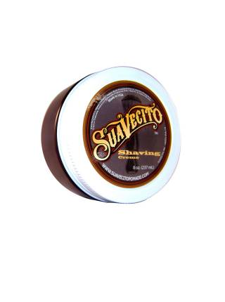 Suavecito Shaving Cream, крем для бритья, 240 мл