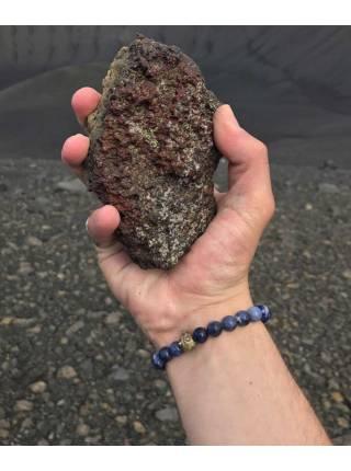 Браслет из натуральных камней Deep Sea Bear