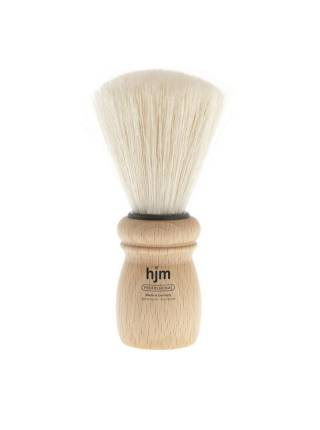 Помазок HJM щетина кабана, светлый бук, размер XL