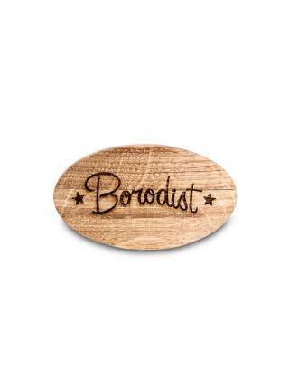 Щетка для бороды Классик от Borodist