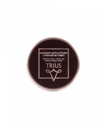 Бальзам для бороды TRIUS Пряный ветивер