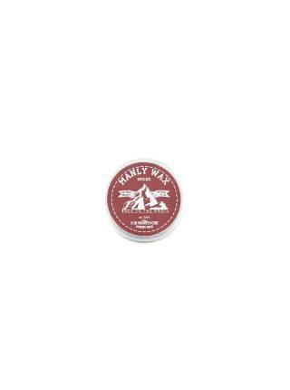Воск для усов MANLY WAX original (какао-корица)