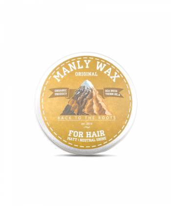 Воск для волос MАNLY WAX original, 100 мл