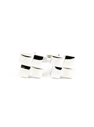 Запонки для рубашки Кубики