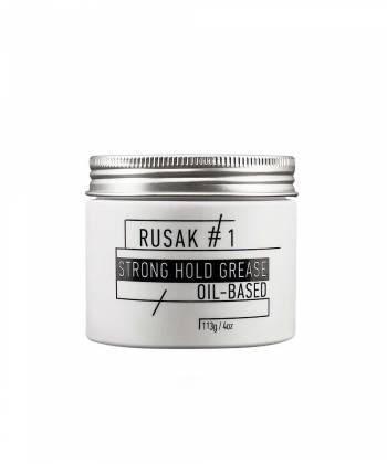 Бриолин для волос Rusak №1 - Strong